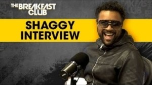 "Shaggy Talks ""wah Gwaan?!,"" Reggae & More On The Breakfast Club"